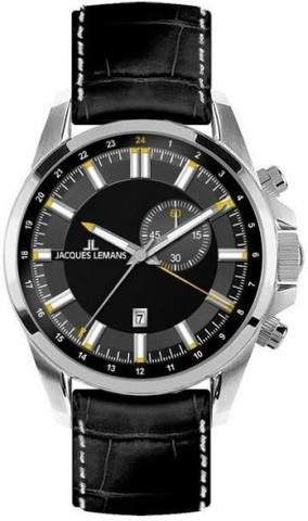 Купить Мужские часы Jacques Lemans 1-1653A по доступной цене