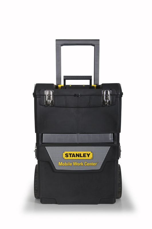 Ящик с колесами IML Mobile Work Center 2 in 1  Stanley 1-93-968
