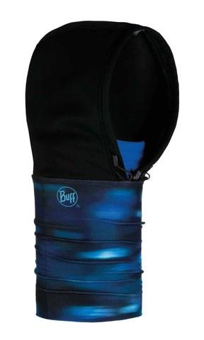Шарф-капюшон непродуваемый Buff Hoodie Windproof Shading Blue