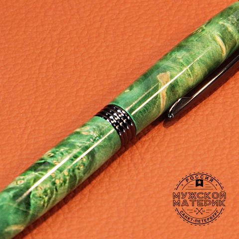 Шариковая ручка Зеленый лес-1