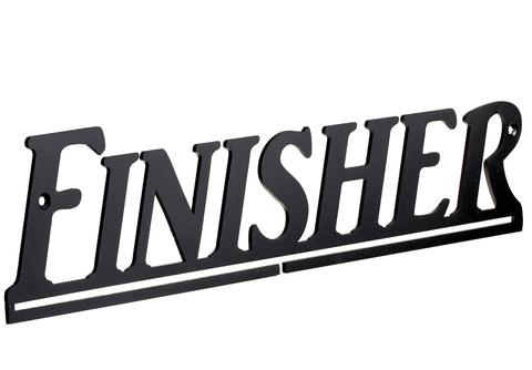 Медаллер Finisher Черный