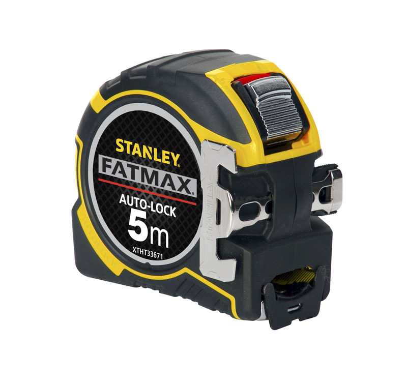 Рулетка  5м FatMax Autolock XTHT0-33671