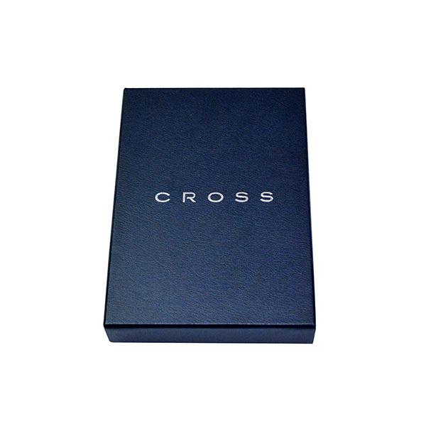 Кошелек Cross Nueva FV, цвет черный, 11 х 8,2 х 0,5 см