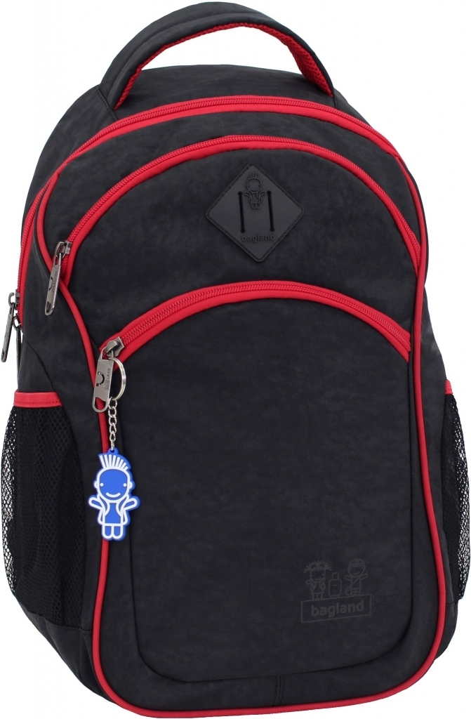 Городские рюкзаки Рюкзак Bagland Лик 21 л. Чёрный (0055770) e794d5053529bf73384095da500086ec.JPG