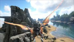 PS4 ARK: Survival Evolved (русские субтитры)