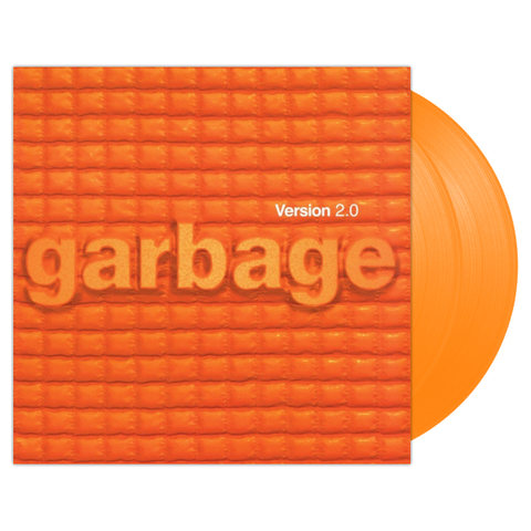 Garbage / Version 2.0 (Coloured Vinyl)(2LP)