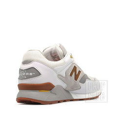 Кроссовки New Balance 878 White Grey Brown