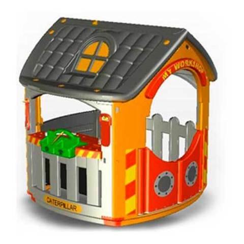 Игровой домик - гараж Marian Plast 664