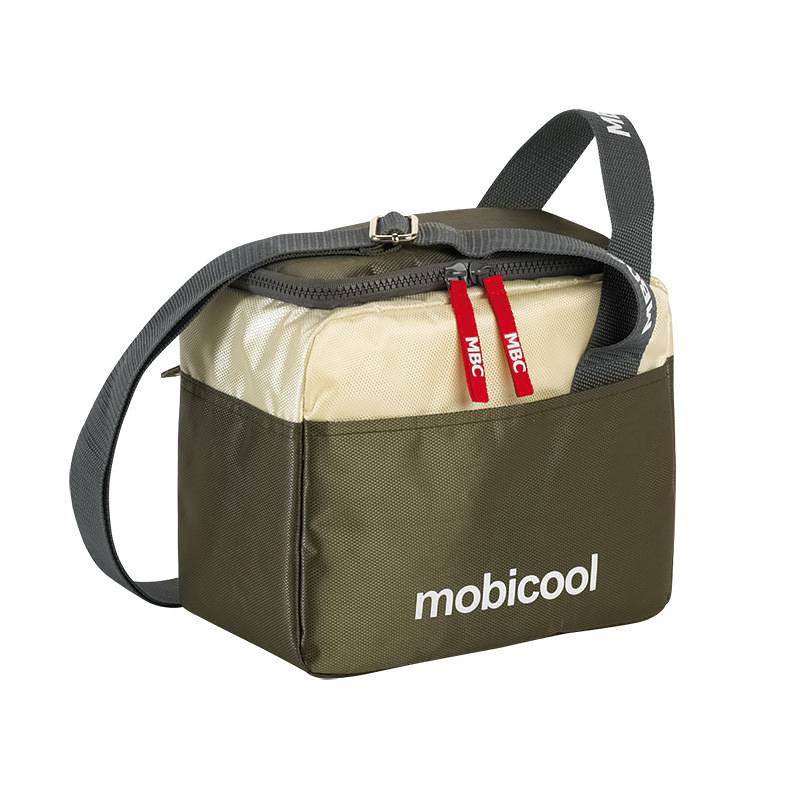 Термосумка MobiCool Sail 6 (5 л.), зеленая