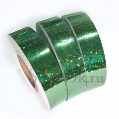Заказать обмотку для обруча зеленую Green lazer лазер в интернете оптом