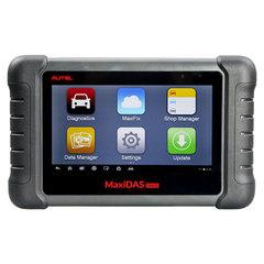 Autel MaxiDas DS808 - мультимарочный сканер