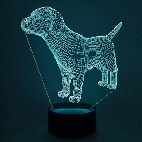 Ночник Собака