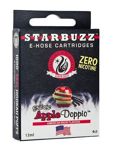 Картриджи Starbuzz - Apple Doppio