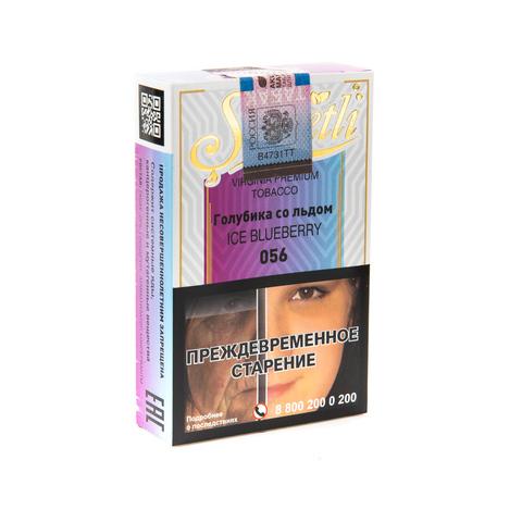 Табак Serbetli Ice Blueberry (Черника Лед) 50 г