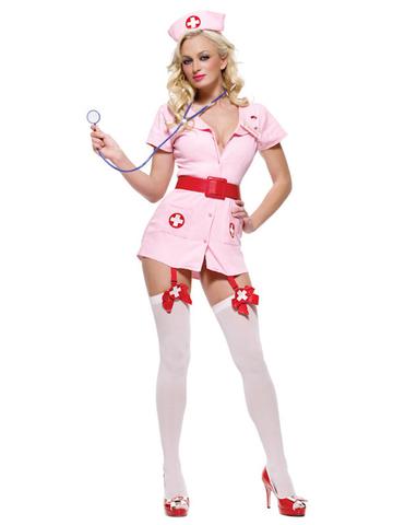Эротический костюм Медсестры похотливой