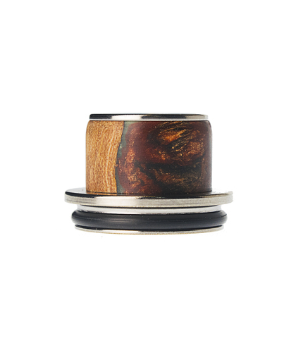 Nolli Designs Wood Grain Mad Hatty