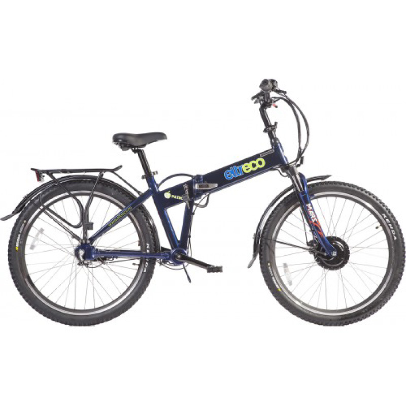 Велогибрид Eltreco PATROL КАРДАН 26 синий - Велогибриды, артикул: 780630