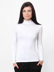 7171-1 водолазка женская, белая