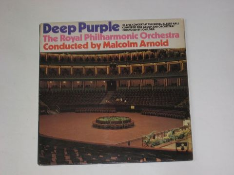 Deep Purple ‎/ Concerto For Group And Orchestra (LP)