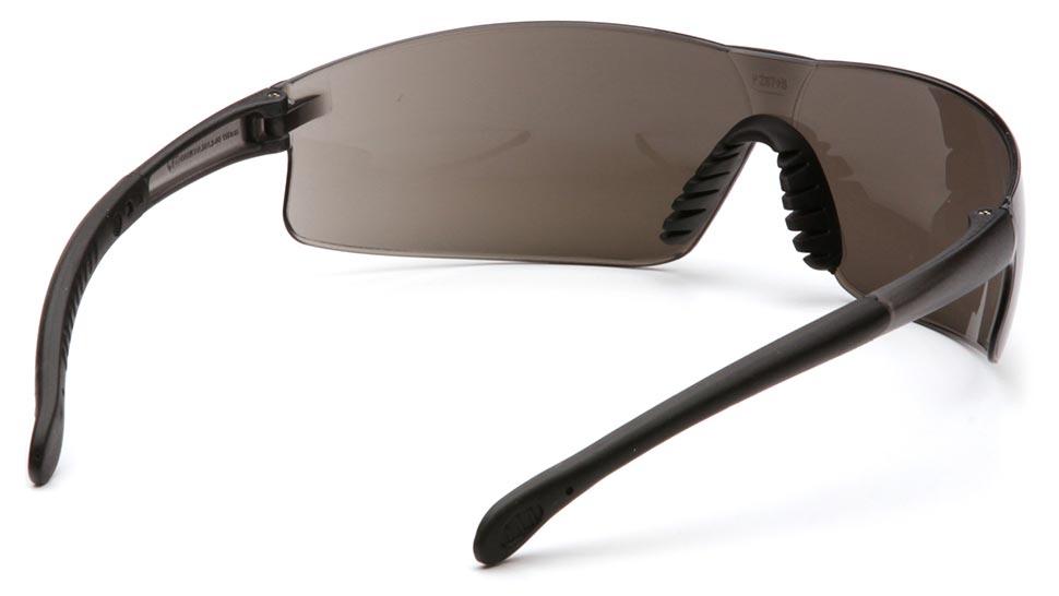Очки стрелковые Pyramex Provoq S7270S зеркально-серые 16%
