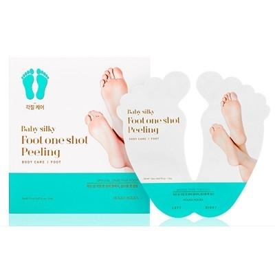 Для ног Пилинг-носочки для ног Holika Holika Baby Silky Foot One Shot peeling Holika-Holika-Baby-Silky-Foot-One-Shot-peeling.jpg