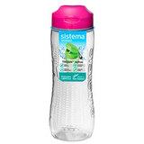 Бутылка для воды тритан 800мл, артикул 650, производитель - Sistema, фото 4