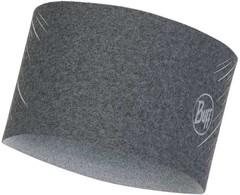 Флисовая спортивная повязка Buff Headband Tech Fleece R_Grey