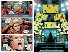Вселенная DC. Rebirth. Бэтмен/Флэш. Значок (Флэш-версия)