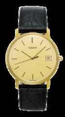 Наручные золотые часы Tissot T71.3.401.21 T-Gold Goldrun