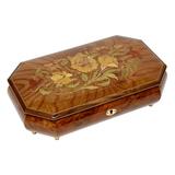 Шкатулка для ювелирных украшений музыкальная, арт. AW-02-052 от Artwood, Италия