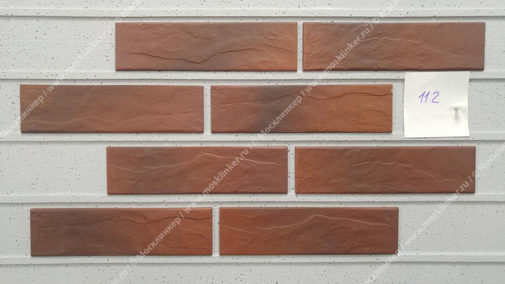 Cerrad - Wisnia, rustiko, country, new, 245x65x6.5 - Клинкерная плитка для фасада и внутренней отделки