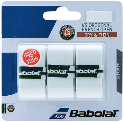 Намотки теннисные Babolat VS Grip Original Roland Garros / 3041-101