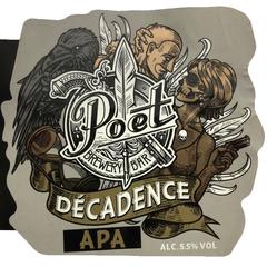 Пиво Decadence Poet Brewery&Bar