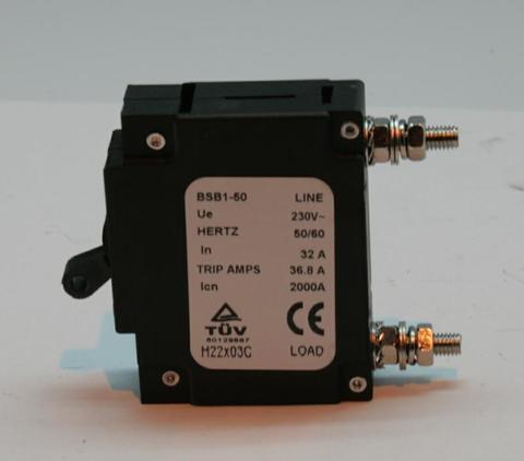 Компонент электронный автомат защиты DDE 1ф 32AиDPG10551E унив. (31037-00065-00)
