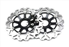 Тормозные диски передние для мотоцикла (2шт.) для Honda CBR1100XX 99-07, CB1300 01-02