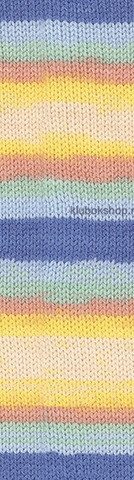 Пряжа Baby wool BATIK Alize 6539, фото
