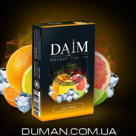 Табак Daim Ice Citrus (Даим Лед Цитрус)