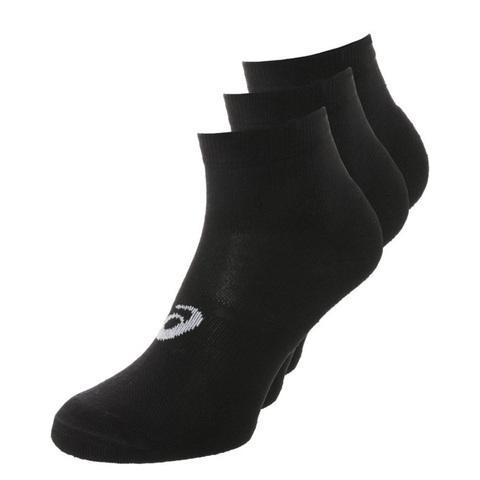 ASICS QUARTER SOCK носки беговые унисекс черные