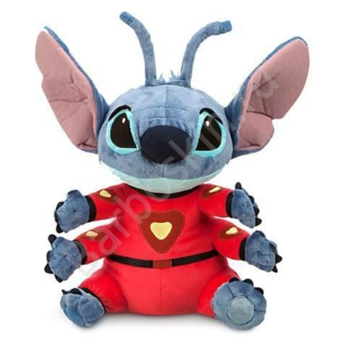 Игрушка Стич (Stitch in Spacesuit Plush) в космическом костюме из мультфильма Лило и Стич - Lilo & Stitch, Disney