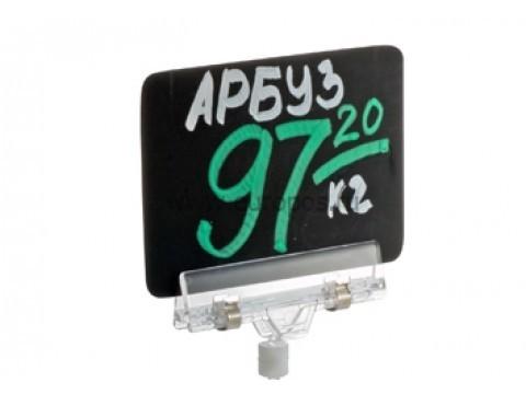 BB A7 Черная табличка для нанесения надписей