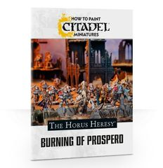 How To Paint Citadel Miniatures: Burning of Prospero