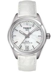 Женские часы Tissot T101.207.16.111.00 PR 100 Powermatic 80 Lady