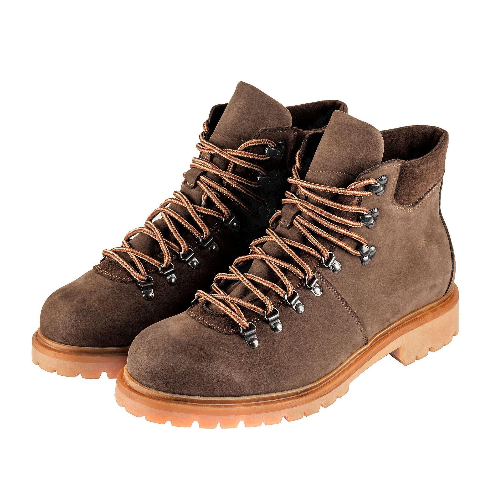 680478 ботинки мужские евро больших размеров марки Делфино