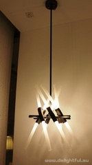 Люстра ROLL&HILL Agnes Chandelier claster
