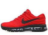 Кроссовки Мужские Nike Air Max 2017 Red Black