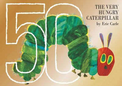 Kitab The Very Hungry Caterpillar 50th Anniversary Collector's Edition   Eric Carle