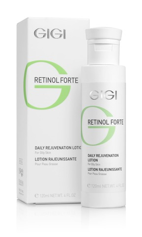 GIGI Retinol Forte Daily Rejuvenation Lotion Oily Skin