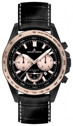 Купить Мужские часы Jacques Lemans 1-1756F по доступной цене
