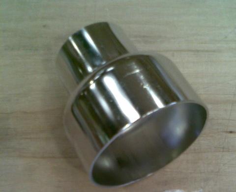 23140484 Муфта резиновая диа.76/диа.51 х 77,5 для клапана молочной колбы