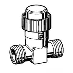 Клапан 2-ходовой зональный Schneider Electric VZ22-G1/2-0,63